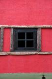окно деревянное Стоковое Фото