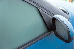 окно замерли автомобилем, котор Стоковое Изображение
