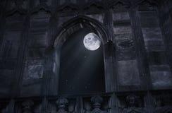 окно замока старое Стоковое Фото