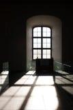 окно замока Стоковое Изображение