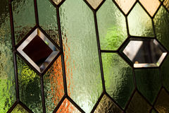 окно запятнанное стеклом стоковое фото rf