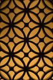 Окно звезды Стоковое Изображение
