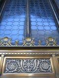окно искусства Стоковая Фотография RF