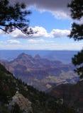 окно каньона грандиозное стоковые изображения