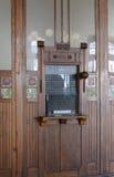 Окно кассы на северной станции, Валенсии, Испании Стоковое Изображение RF