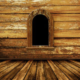 окно комнаты grunge нутряное старое бесплатная иллюстрация