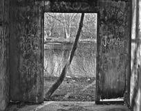 Окно к миру Стоковая Фотография RF