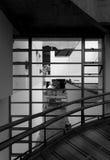 Окно к снаружи Стоковая Фотография