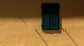 Окно к Тоскане Стоковые Изображения RF