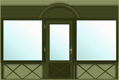 Окно магазина Стоковые Изображения RF