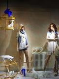 окно магазина Стоковая Фотография