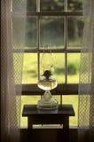 окно масла светильника Стоковые Изображения