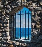 Окно моря Стоковое Фото