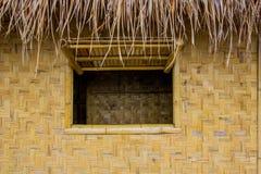 Окно на коттедже Стоковые Изображения RF