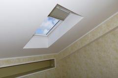 Окно на пентхаусе Стоковые Фотографии RF