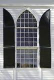 Окно Новой Англии Стоковое фото RF
