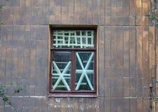 Окно пересекает в область для того чтобы обстреливать стоковые фото
