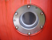 окно подводной лодки Стоковые Изображения RF