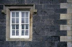 окно поезда станции Стоковые Изображения