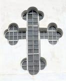 Окно православной церков церков Стоковое фото RF