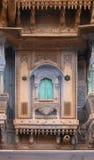 окно Раджастхана стоковые фотографии rf