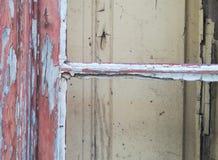 окно рамки старое Стоковое Фото