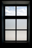 окно рамки Стоковые Изображения RF