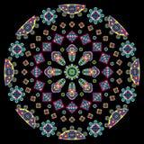 Окно розетки Стоковые Фото