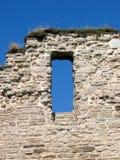 окно руины Стоковые Фотографии RF