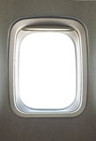 Окно самолета Стоковые Изображения