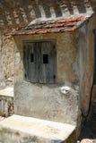 Окно сельского дома Стоковые Фотографии RF