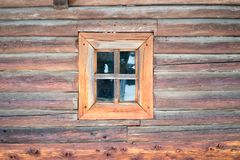 Окно сказки Стоковое Фото