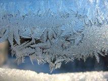 окно снежка картины Стоковые Фотографии RF