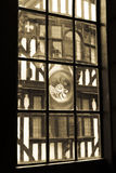 окно старого типа Стоковые Изображения
