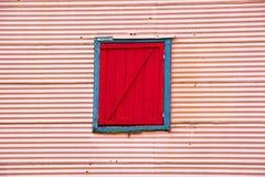окно стены la boca Стоковые Фотографии RF