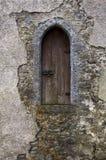 Окно сторожевой башни замка Стоковые Фотографии RF