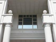 Окно строить в старом типе Стоковые Изображения RF