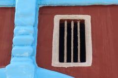 Окно с адвокатскими сословиями Стоковая Фотография