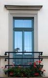 Окно с балконом 6533 Стоковое Изображение RF