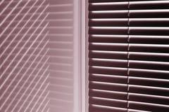 Окно с жалюзи стоковое фото rf