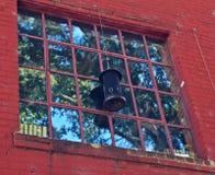 Окно с отражением Стоковые Фото