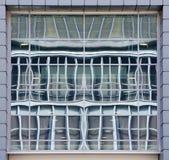 Окно с отражением Стоковые Изображения