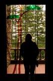 окно утешения Стоковая Фотография