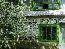Окно фермы Стоковое Фото