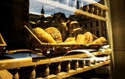 Окно хлебопекарни Стоковая Фотография RF