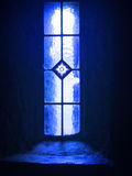 Окно церков, аббатство Melleray держателя, Уотерфорд, Ирландия Стоковые Фотографии RF