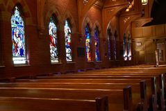окно церков Стоковое Изображение RF