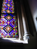 окно церков Стоковые Фото