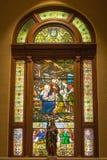 окно церков Стоковое Фото