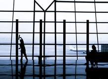 Окно чистки Стоковое Фото